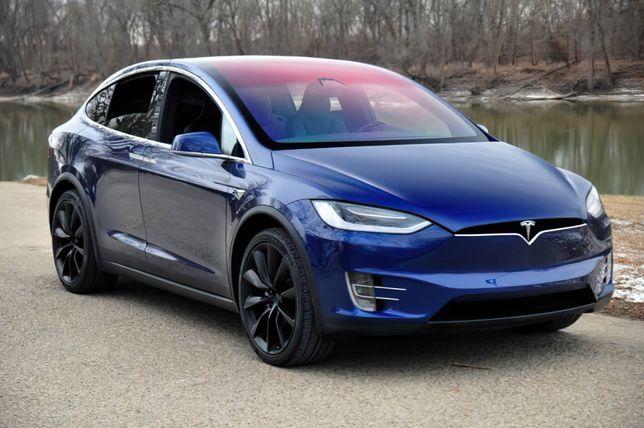 Продається авто Tesla Model X 100D 2017