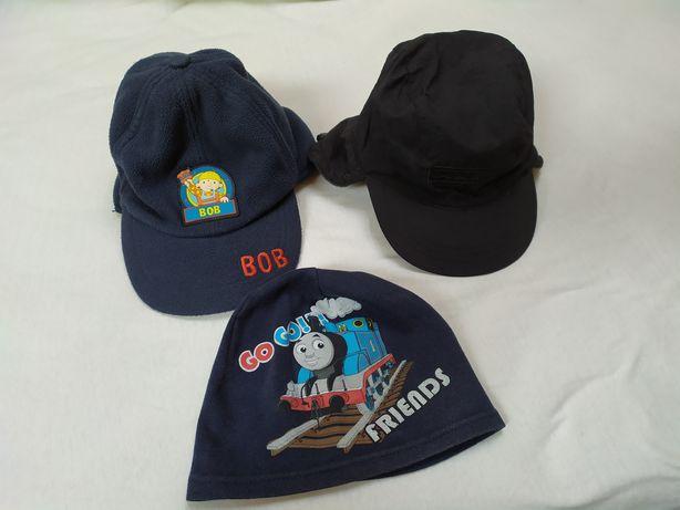 Zestaw czapek bob budownicz, Tomek i przyjaciele