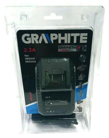 Ładowarka Graphite 2,3a j. nowa