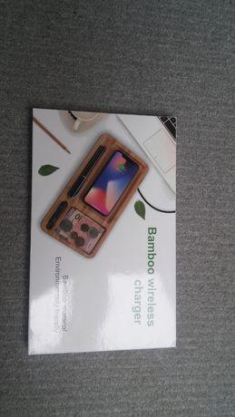 Ładowarka bezprzewodowa (Bamboo wireless charger)