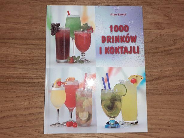1000 drinków i koktaili Franz Brandl