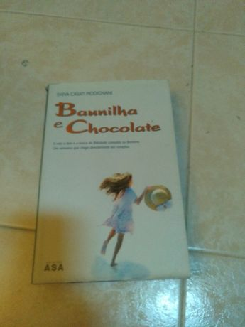 Baunilha e Chocolate - Sveva Casati Modignani