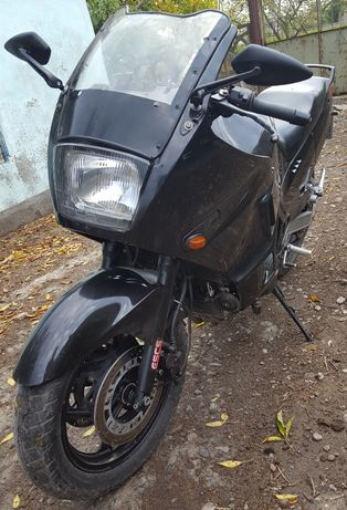 "Мотоцикл Kawasaki 600куб ""Николаев"""