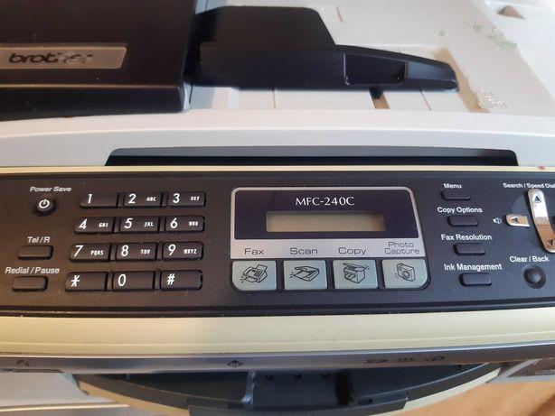 Drukarka Ksero Fax MFC 240c Brother