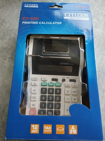Kalkulator printing cx-32N Citizen