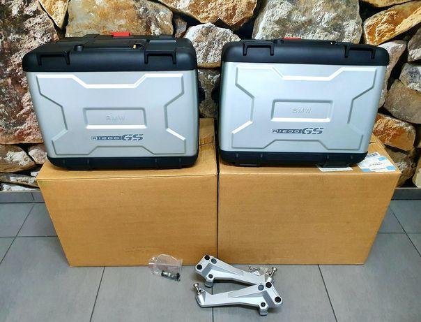 Kufry boczne vario Bmw 1200gs K25