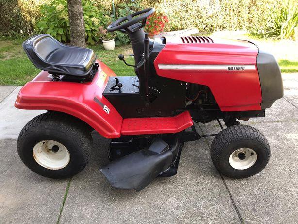 Traktorek-Kosiarka 11KM Briggs & Stratton -Strzyżów-