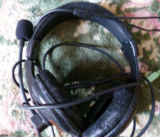 Наушники с микрофоном Cosonic CD-760