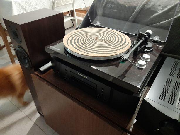 Gira-Discos USB / Bluetooth - ENOVA  -  COMO NOVO