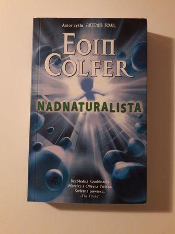 Nadnaturalista Eoin Colfer NOWA