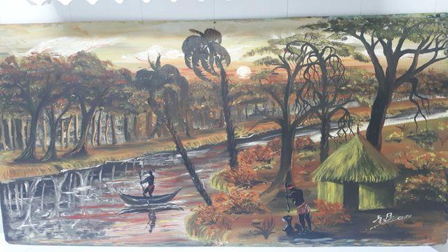 Pintura Africana original
