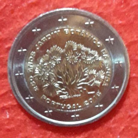4 moedas coleção coração de viana,250 j. botanico ,F. Mendes,Magalhães