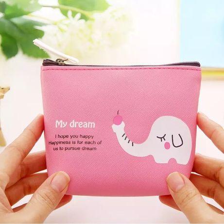 Косметичка гаманець мини-кошелек My dream