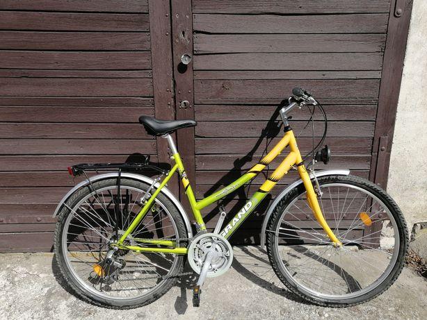 Rower KROSS GRAND moutain w świetnym stanie