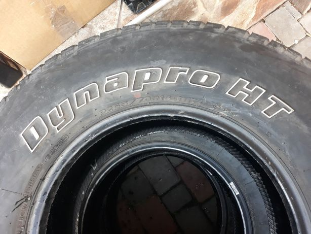 покрышки 265/70R16 HANKOOK DYNAPRO HT 3шт.