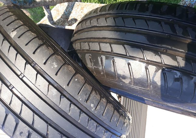 opony 205/55/16 Dunlop bluresponse stan bdb 5,5 mm