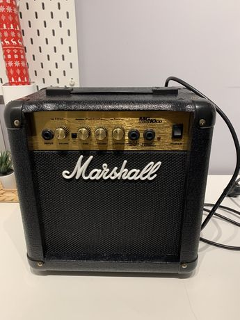 Wzmacniacz gitarowy Marshall MG10CD