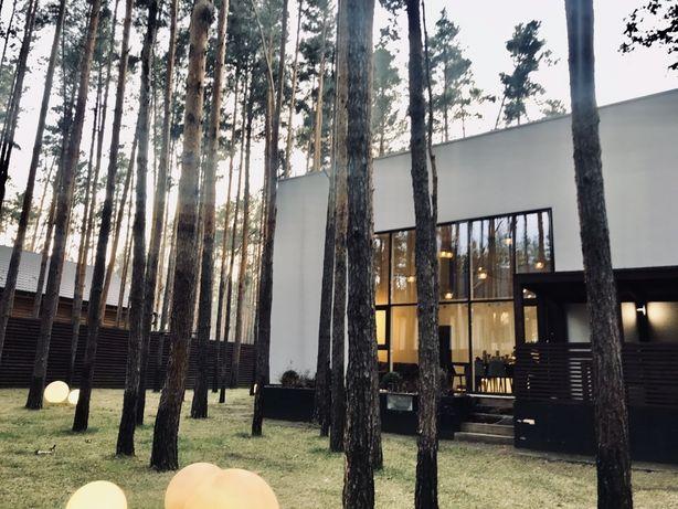 Сдается шикарный дом в Лесной Буче, Тоскана Гриль.Хай тек среди сосен