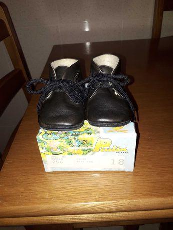 Sapato bebé