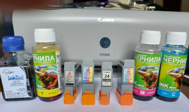 Продам принтер CANON PIXMA IP1000