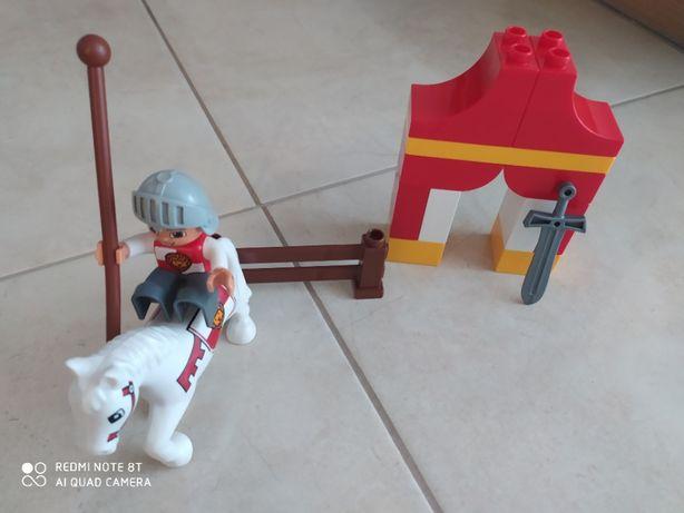 Lego Duplo - turniej rycerski