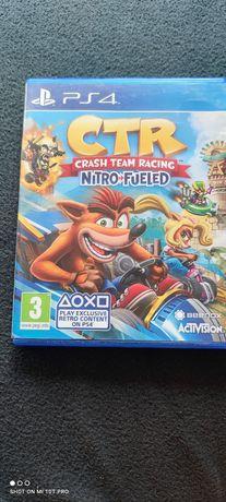 Crash Team Racing CTR Nitro Fueled PS4 PlayStation 4