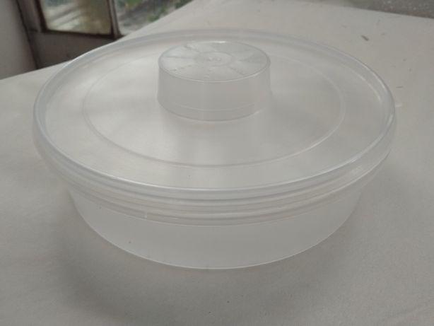 Podkarmiaczka wiaderkowa 1,8 L plastikowa - pszczoły miód ule