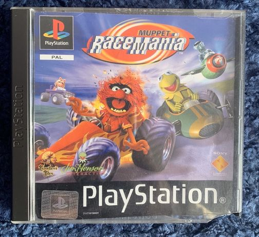 Muppet Racemania (PS1)