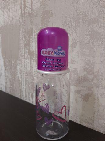 Бутылочка для кормления baby nova
