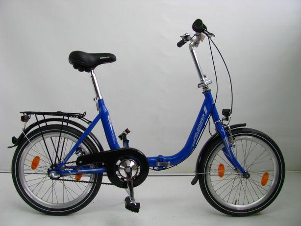 Feldmeier FC 43 - Składany rower Niemiecki (150)