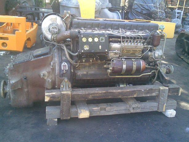 Дизель судовой (двигатель) 3Д6 правый с редуктором