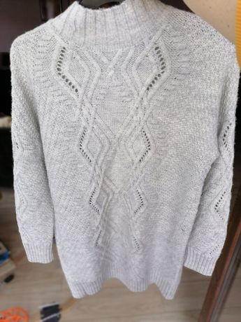 Sweter tunika RESERVED NOWY