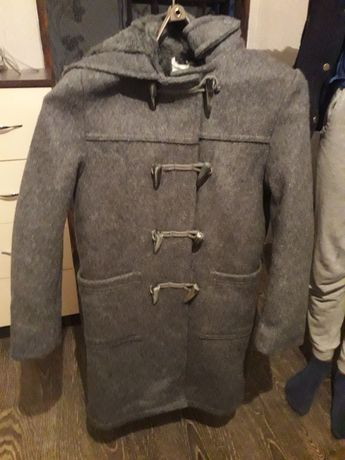 Пальто унисекс на лёгкий мороз