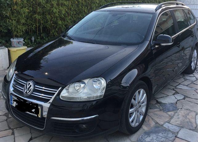 Volkswagen Golf Variant 1.9 Tdi Confortline 105 Cv Ler descriçao