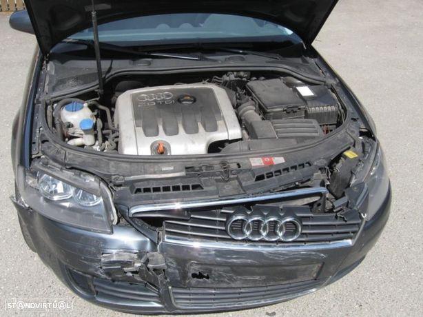 Motor Audi A3 2.0Tdi 140cv BKD BMM Caixa de Velocidades Automatica - Motor de Arranque  - Alternador - compressor Arcondicionado - Bomba Direção