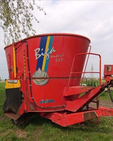 Paszowóz Peecon Biga 12m - tandem - waga