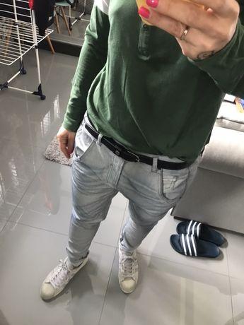 Diesel jeansy Fayza W36 L32 relaxed boyfriend low waist