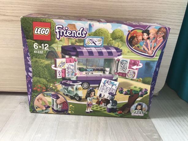 Zestaw lego friends Emma
