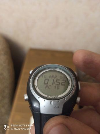 Продам часы пульсометр Sigma ps 15