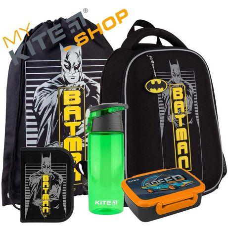 Школьный набор 5 в 1  КАЙТ KITE Рюкзак сумка пенал для мальчика