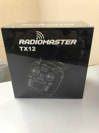 Аппаратура управления RadioMaster TX12 Multi-protocol (mode 2)
