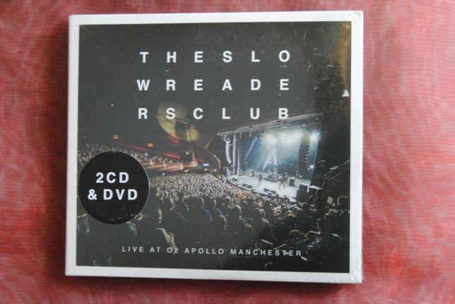 Theslo Wreade Rsclub * Live At O2 Apollo Manchester /2CD & DVD Nowa