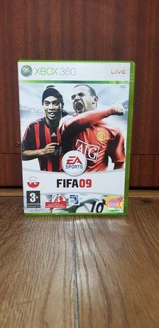 FIFA 09 Polski Dubbing na Xbox 360