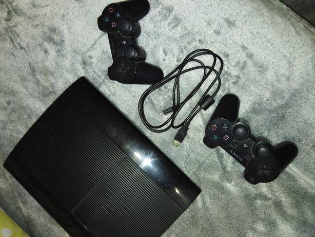 Konsola PS3 + gry