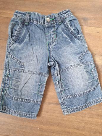 Spodnie next 68 3-6 m-cy