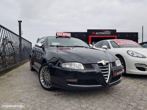 Alfa Romeo GT 1.9 JTD M-JET Blackline