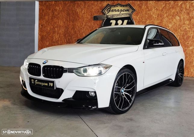 BMW 318 d Touring Pack M Performance