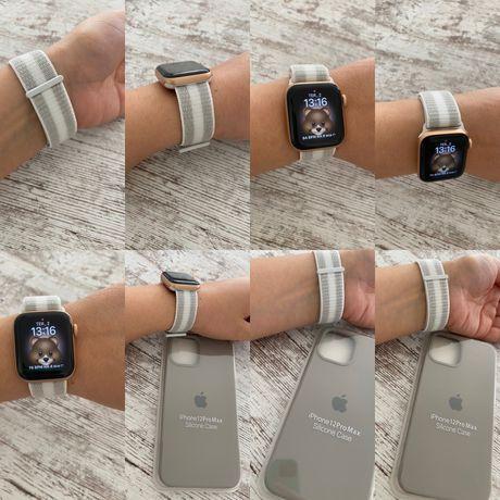  Apple Watch braceletes velcro