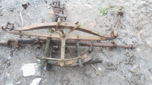 Walant woźnica do odrestaurowania