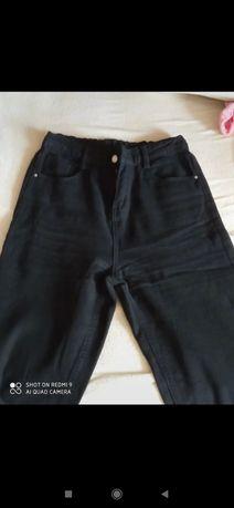 czarne spodnie aliexpress